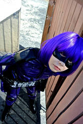Hit-Girl: Young And Restless by kay-sama