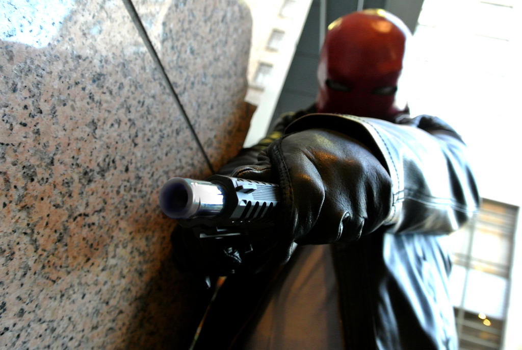 Red Hood: Shoot To Kill by kay-sama