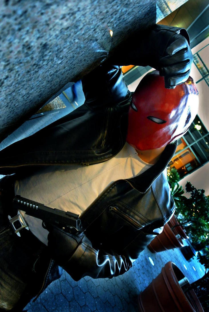Red Hood: Home Coming by kay-sama