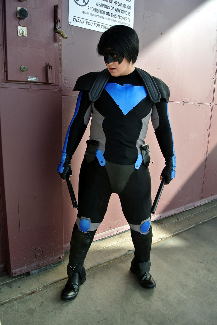 Nightwing: Take 'em Down by kay-sama