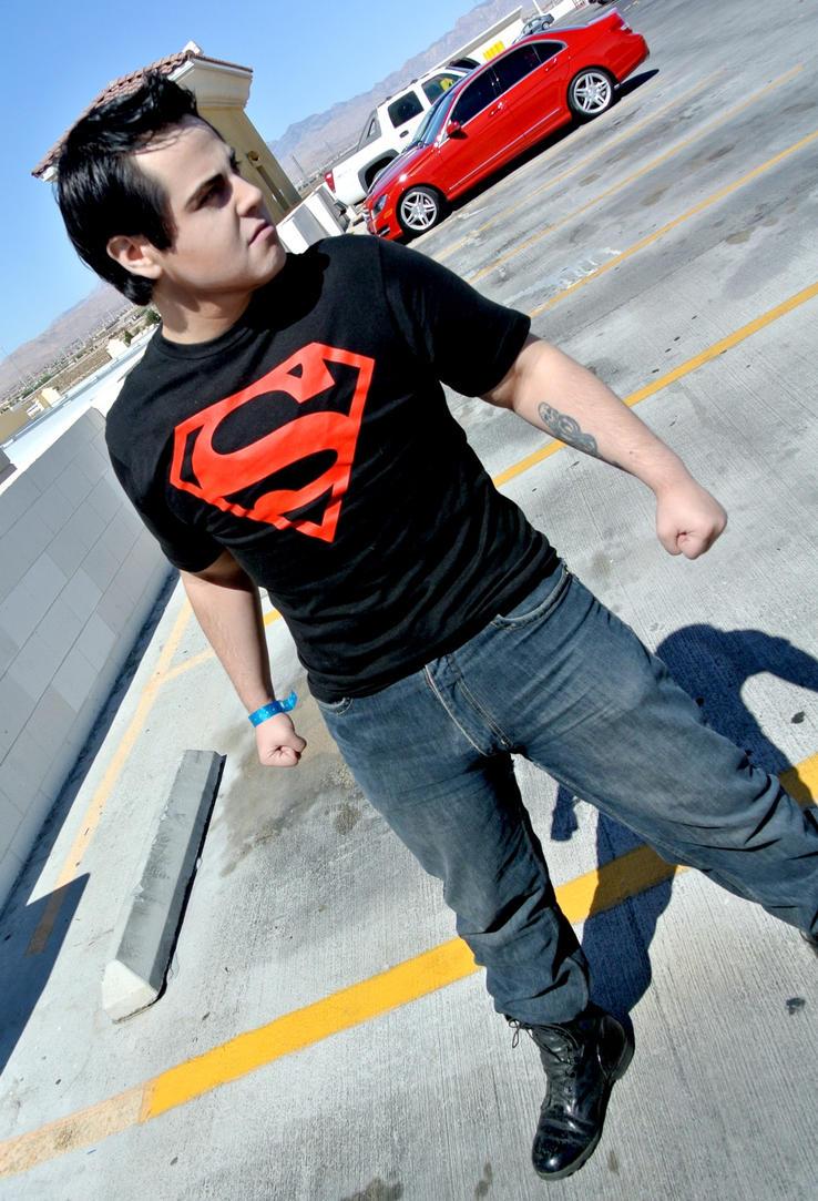 Superboy: Something To Prove by kay-sama on DeviantArt