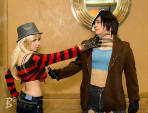 Freddy VS Jason: Killer Romance