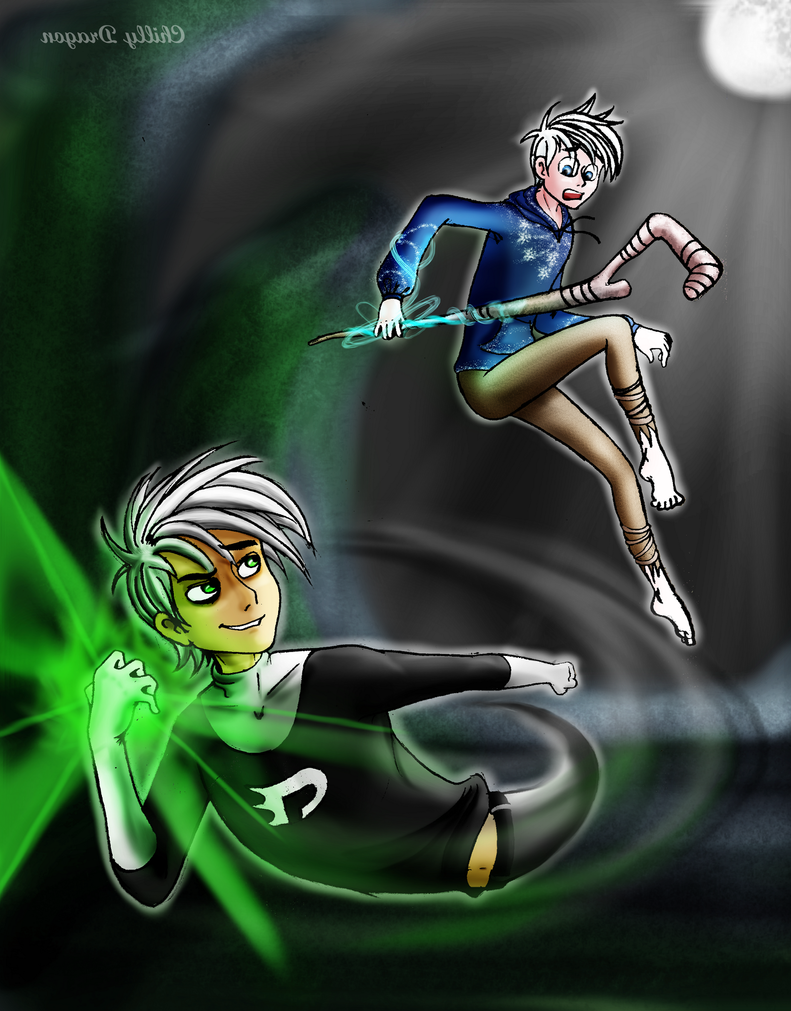 Jack Frost VS Danny Phantom: Danny turned evil! by ...