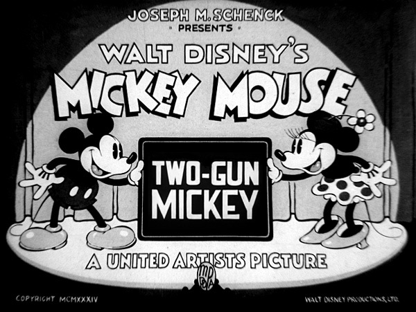 Mickey by chillydragon