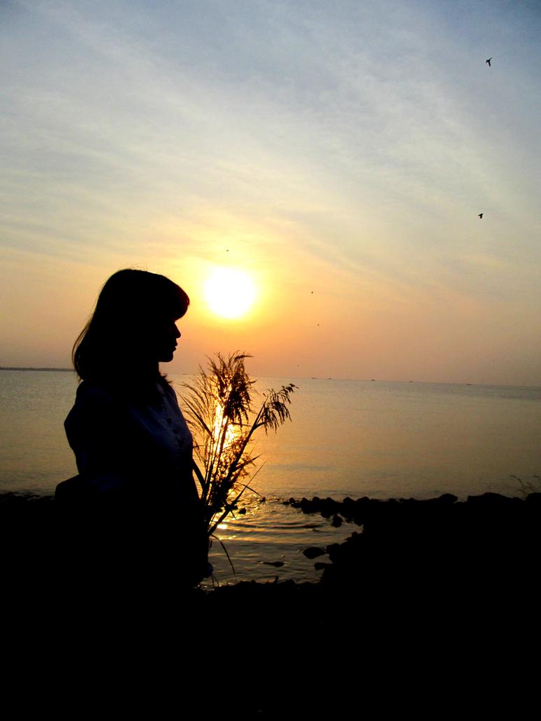 Vietnamese girl by chillydragon