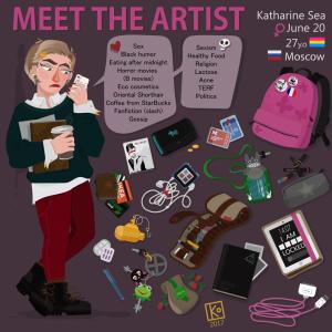 Katharine-Sea's Profile Picture