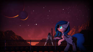 Cosmic Nights by Wintergleam
