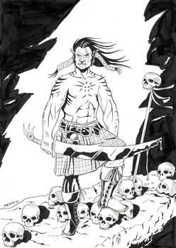 Barbarian Ogre
