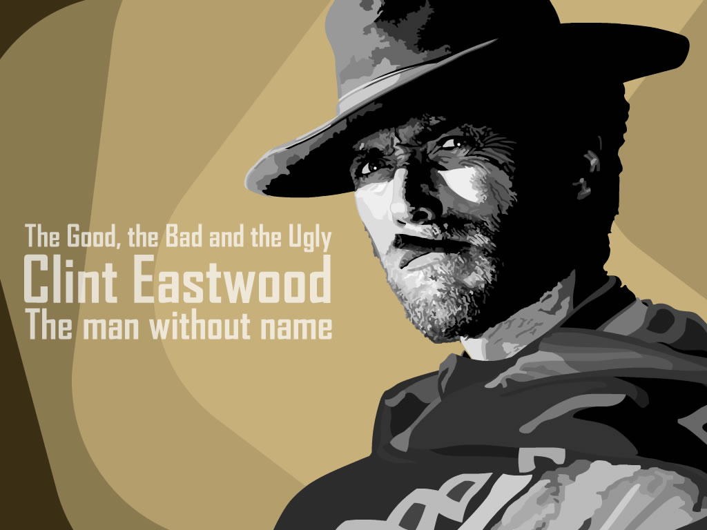 Clint Eastwood - The man without name by kaosintesta on ...