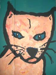 Grrr Kitty by finebyme