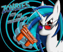 Zombies Ate My 'Neigh'bors by Dr-Dycer