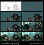 The hobbit Step by Step by 1oshuart