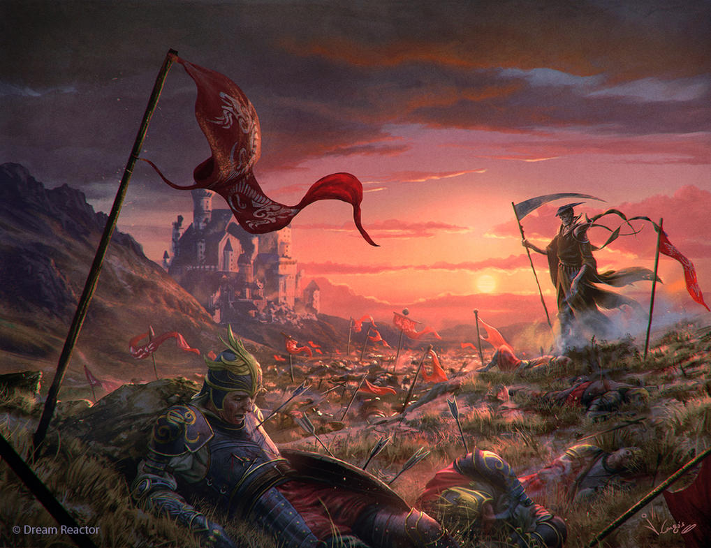 battlefield by 1oshuart