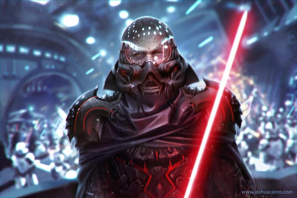 Darth Vader Redesign fan art