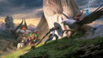Heroes of the Storm fan art contest