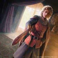 Joffrey Baratheon Game of Thrones TCG by 1oshuart