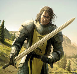 The Hound by 1oshuart
