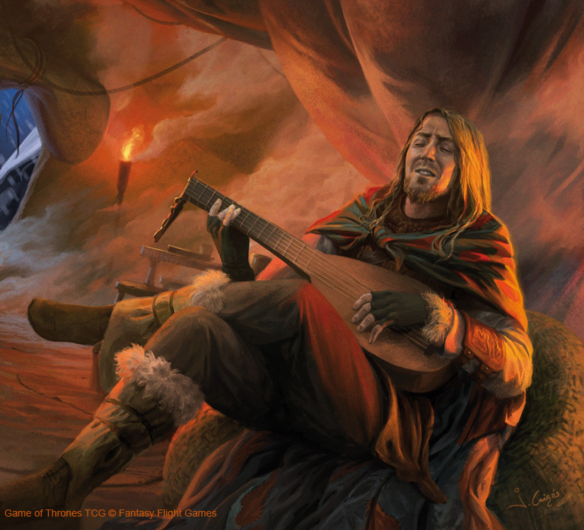 Mance Rayder KING beyond the wall