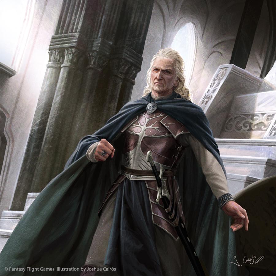 Denethor son of Ecthelion II by 1oshuart