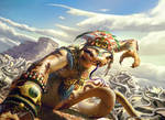 King of Tenochtitlan by 1oshuart