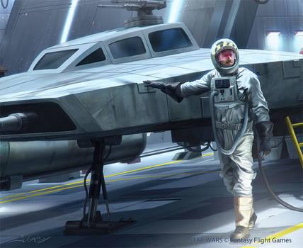 Horton Salm Star wars by 1oshuart