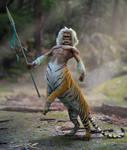 jungle centauride character