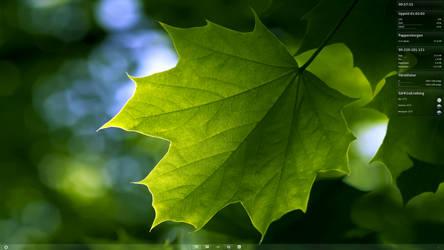 Fresh 7 desktop by Roserud