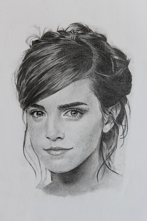Emma Watson by MASPENDOS