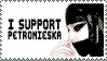 Petronieska Stamp by etereasavatar