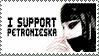 Petronieska Stamp by etereasavatar