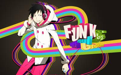 Funk Soul Brother || DURARARA!!