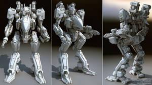 battle robot wasp