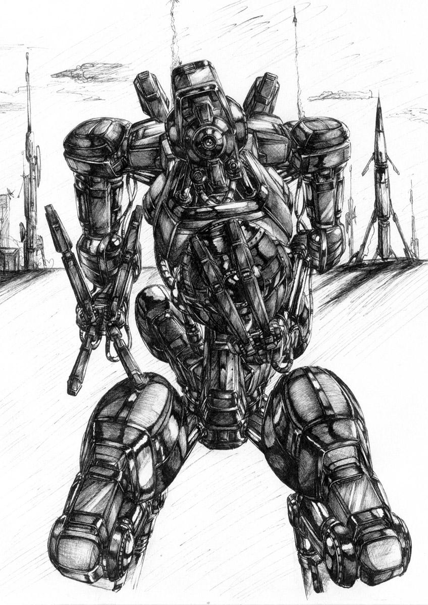 custod bot by ksn-art