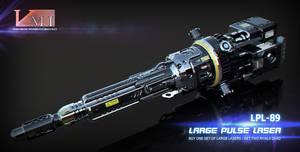 LPL mech weapon by ksn-art