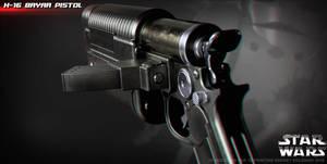 K-16 Bryar pistol