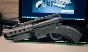 merr-sonn type cc blaster pistol 3dprint by ksn-art