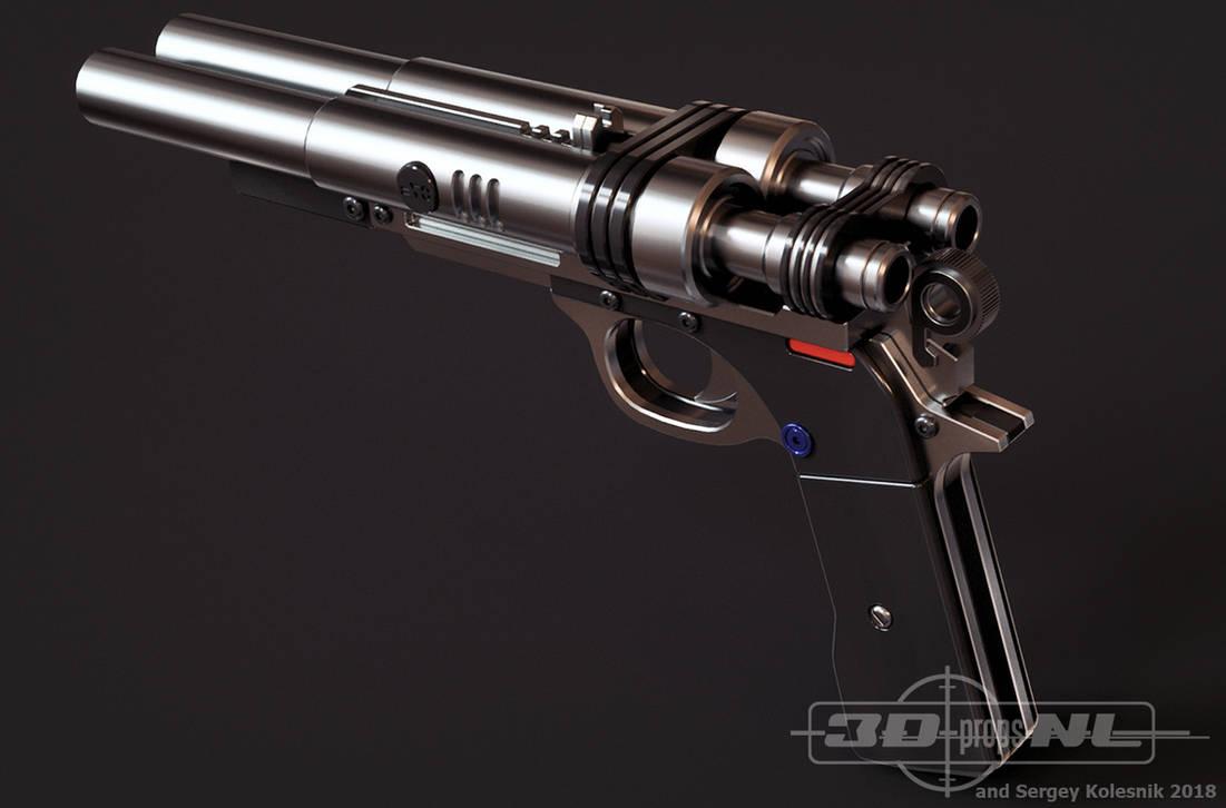 Qira Blaster by ksn-art