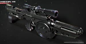 WESTAR-M5 by ksn-art