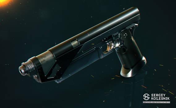 Westar-35 Blaster fan art