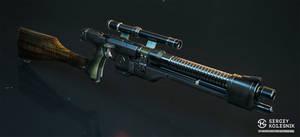 Westar-20 blaster carbine