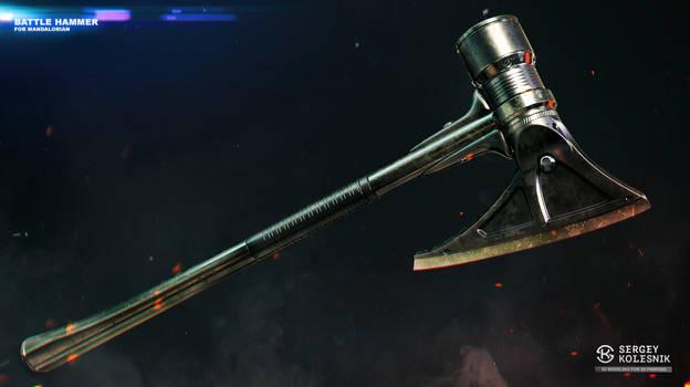 Battle hammer