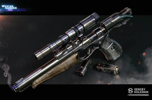 Westar Ranger blaster