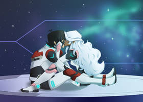 Voltron - Be Still by Neptune47
