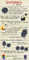 Snipsnap Species Guide!