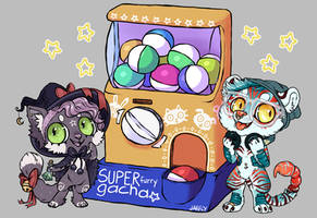 Super Furry GACHA [closed for now] by Jarfly