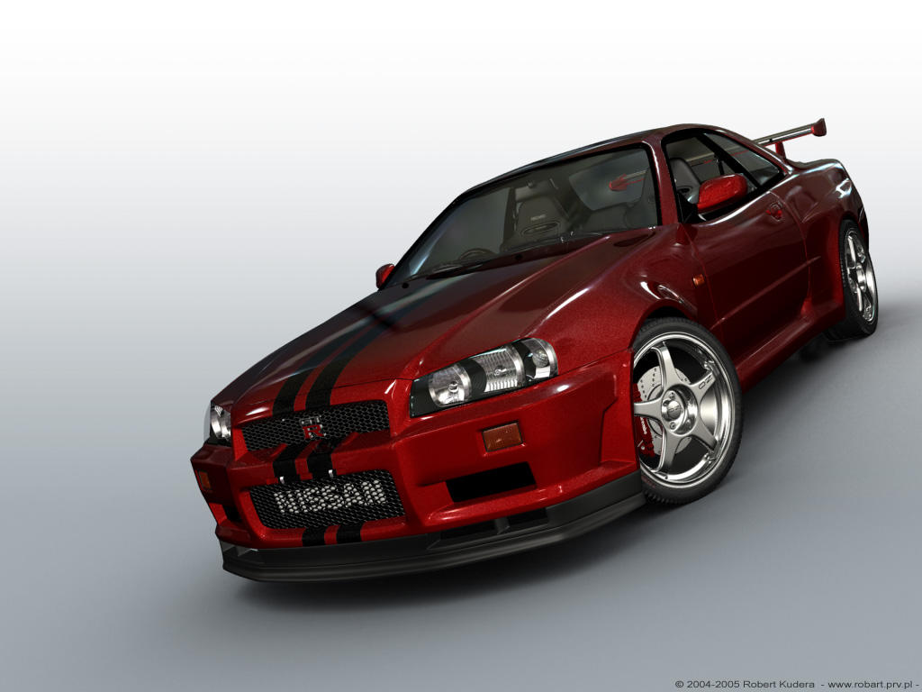Nissan skyline r34 gtr by robertus on deviantart nissan skyline r34 gtr by robertus vanachro Choice Image