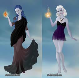 Hades and Ursula