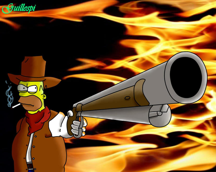 homero vaquero by guilleapi
