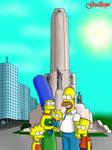 Los Simpsons en ARGENTINA