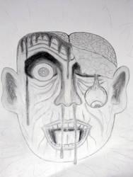 The Head by BeastArt567